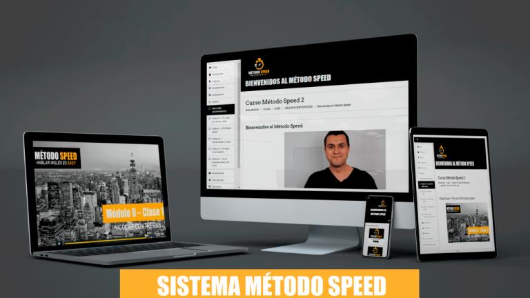 Curso Método Speed 6